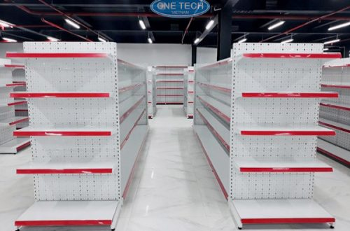 Dự án kệ bày hàng cho siêu thị Phoenix