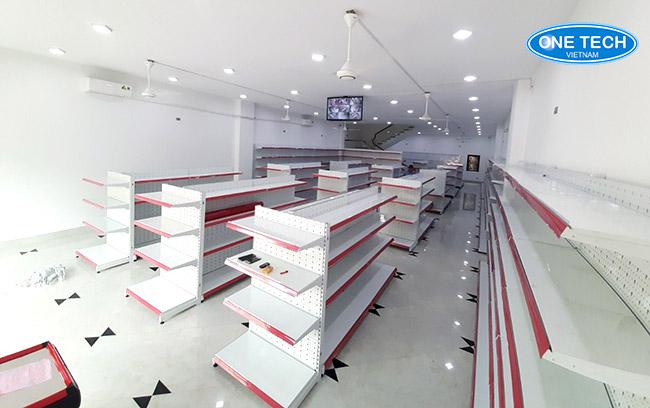 Không gian cửa hàng dự án Hiền Hương Hà Giang