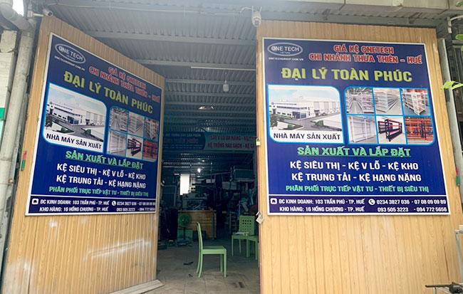 Chi nhánh Onetech tại Thành phố Huế