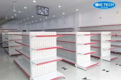 Kệ siêu thị tại Hạ Long, Quảng Ninh