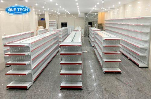Kệ siêu thị tại Vinh - Nghệ An