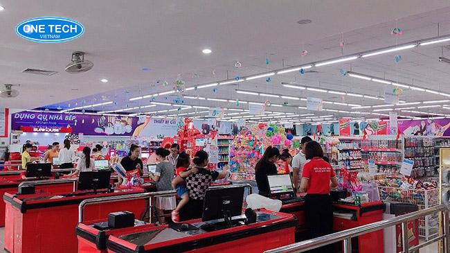 Giá kệ Onetech - sự lựa chọn số 1 về giá kệ bày hàng tại Thanh Hóa