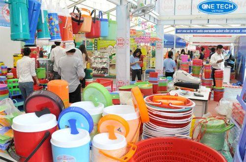 Mở cửa hàng đồ nhựa gia dụng