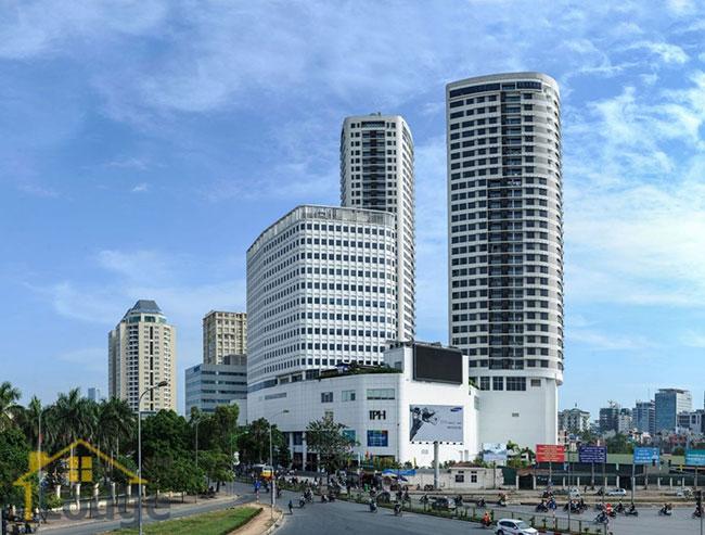 Trung tâm thương mại Indochina Plaza Hà Nội