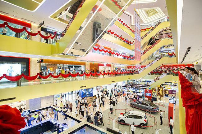 Trung tâm thương mại Vincom Center Bà Triệu