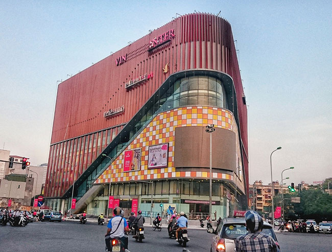 Trung tâm thương mại Vincom Center Phạm Ngọc Thạch