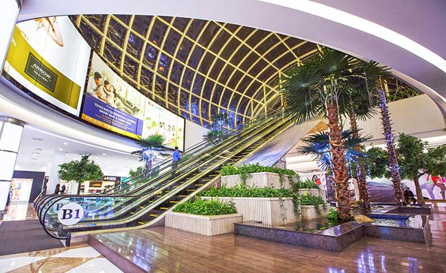 Trung tâm thương mại Vincom Mega Mall - Time City