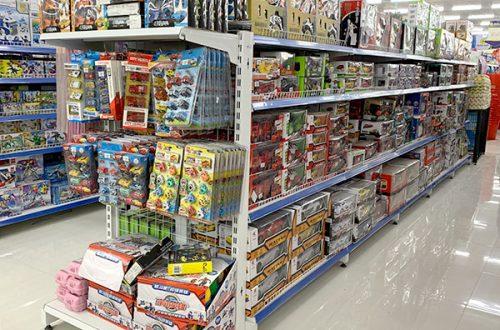 Kệ siêu thị tại Kiên Giang
