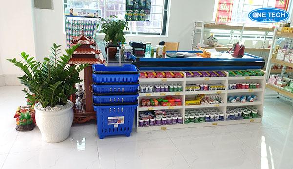 Trưng bày các sản phẩm cần hợp lý, thông minh để khách hàng dễ dàng mua sắm